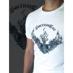 T-shirt Logo Sacrum Cor