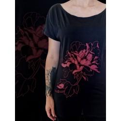 T-shirt donna Peonie