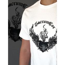 T-shirt Logo Sacrum Cor...